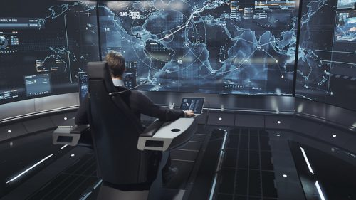 The future of Land-based control centre