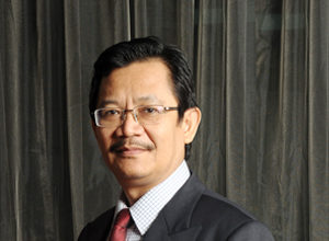 Ahmad Fauzi Bin Nordin, Director General of JUPEM