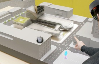 Trimble brings path breaking augment reality technology Microsoft HoloLens to the AEC industry
