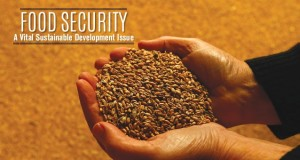 Food Security - A Vital Sustainable Development Issue
