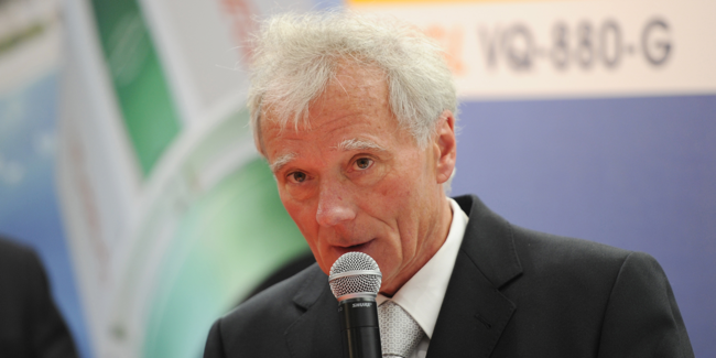 Dr. Johannes Riegl Founder & CEO RIEGL Laser Measurement Systems
