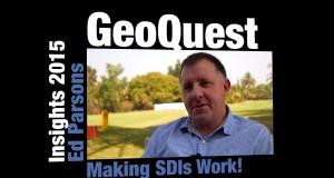 Ed Parsons,Geospatial Technologist, Google