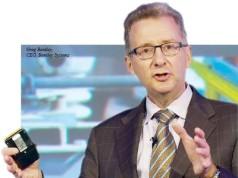Greg Bentley, CEO, Bentley Systems