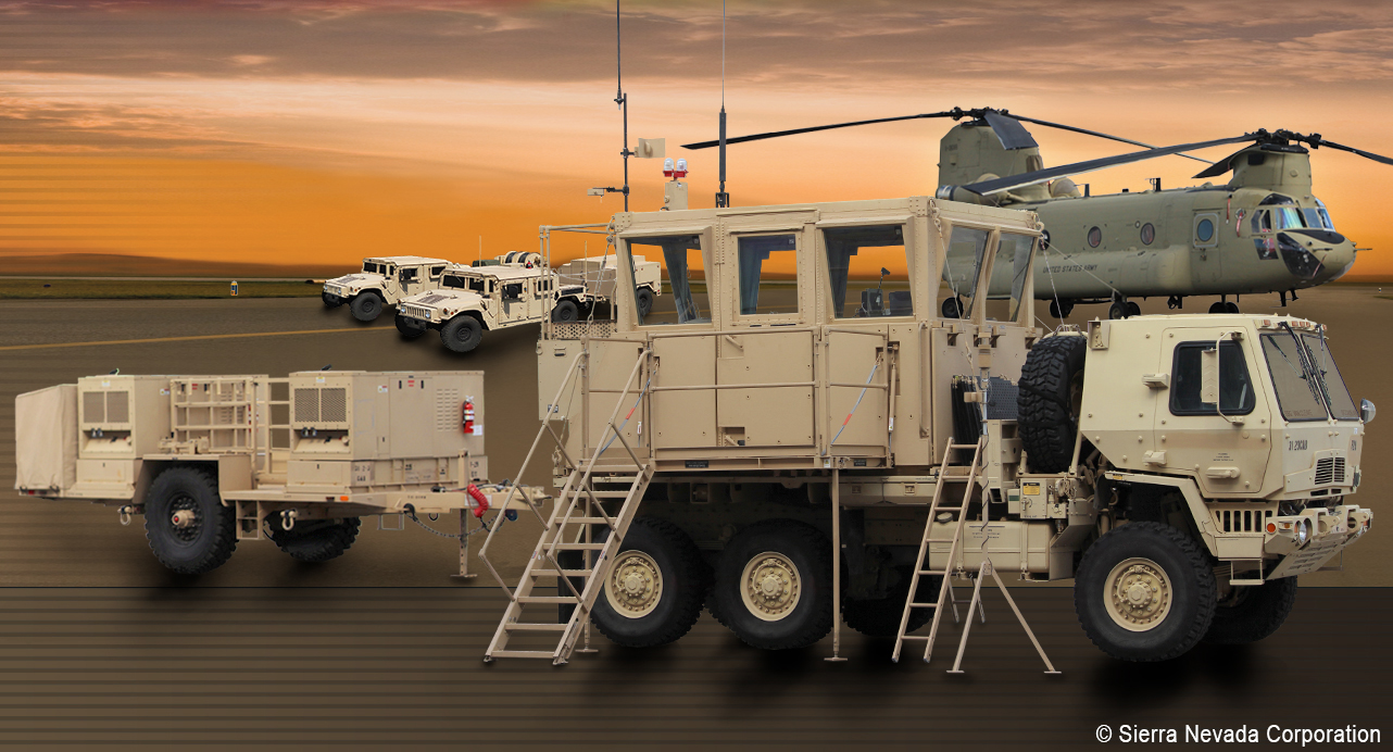 Sierra Nevada Corporation Wins Contract for US Army (MOTS