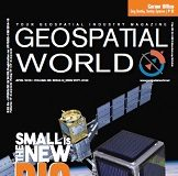 Geospatial World Magazine on Small Satellites - Technology & Industry