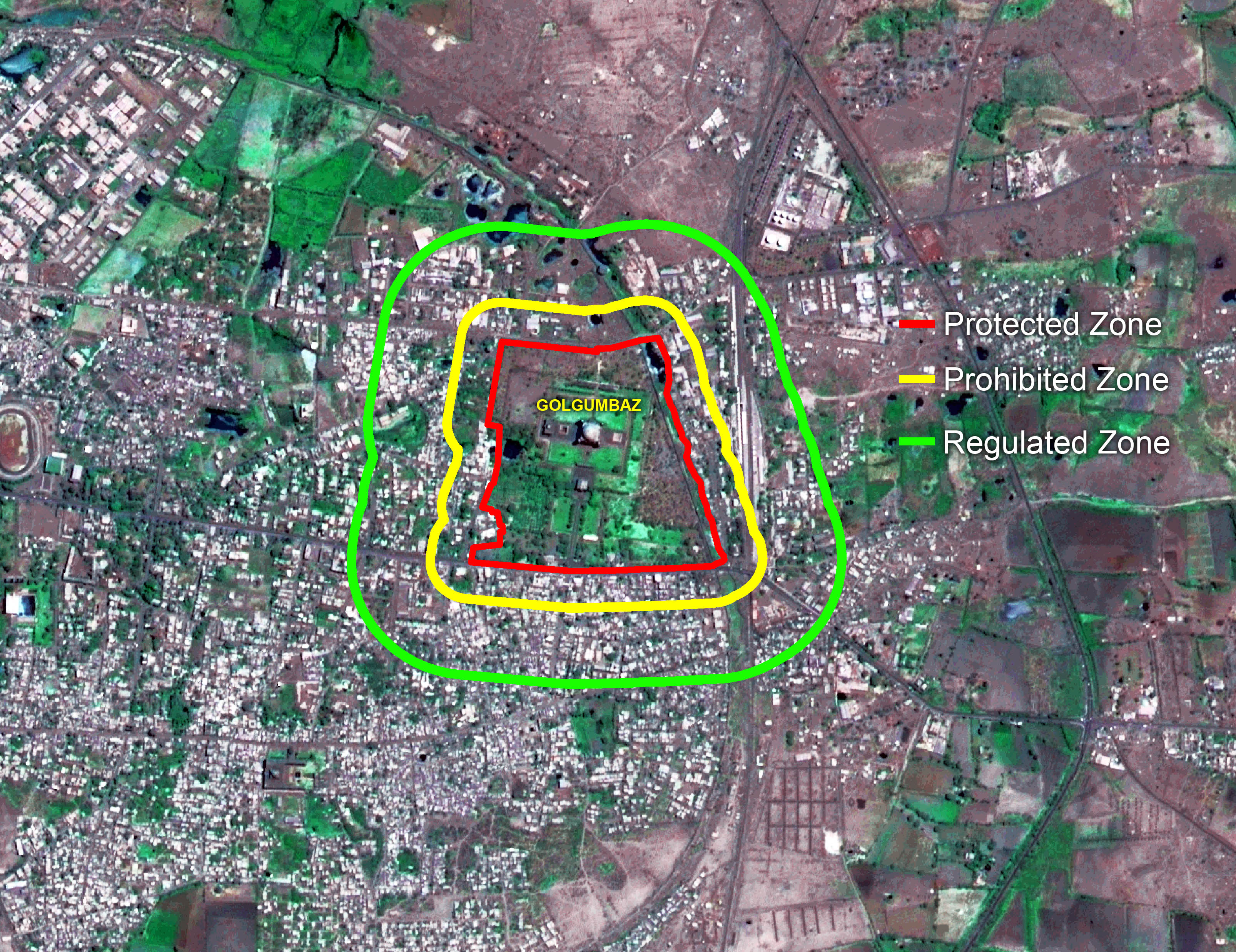ISRO To Map Heritage Sites In India Geospatial World - Satellite map sites