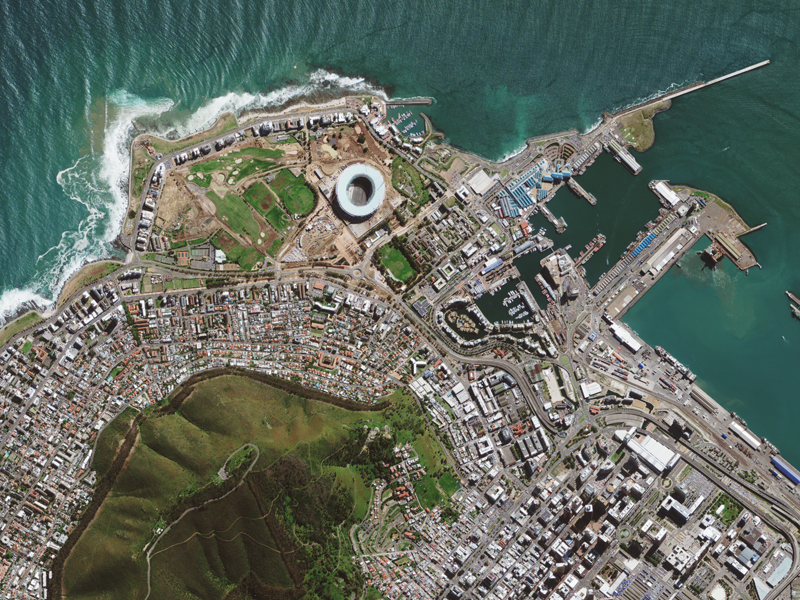 New Geospatial Satellite Service For Security Pros Geospatial World - Satellite image