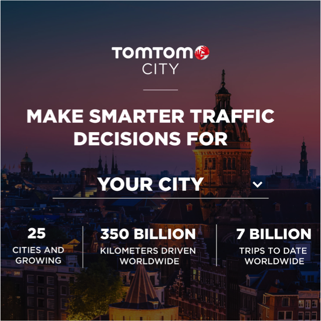 TomTom has launched a city traffic portal that provides live traffic and travel updates in a number of cities across the globe including London. Interested users can access the service from the company?s website. The city traffic portal service is free and can be accessible from any internet enabled computer, tablet or smartphone.