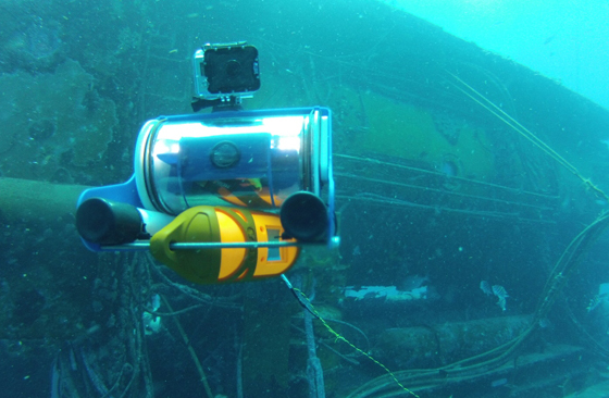 US underwater drones to map world's oceans - Geospatial World