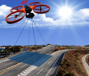 ScientificAerospace and DroneMetrex developed a photogrammetric mapping solution.
