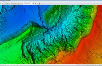 LiDAR in India - DEM