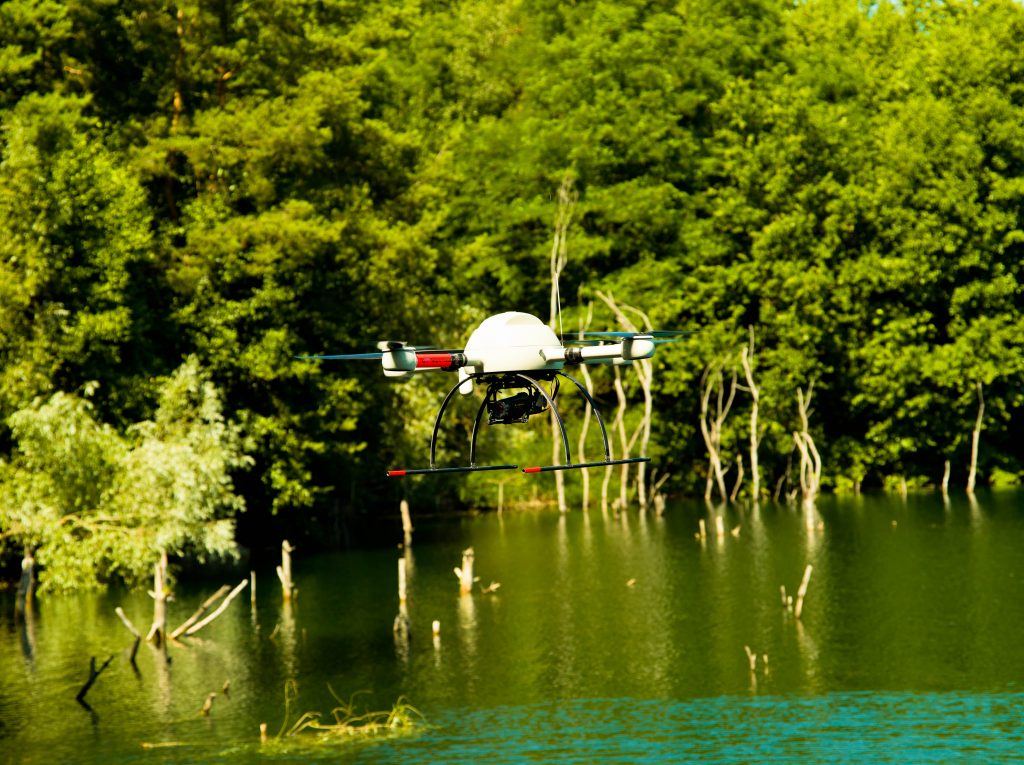 The focus point of INTERGEO this year will be on UAV industry.