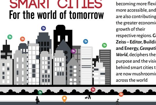 Smart Cities For the world of tomorrow