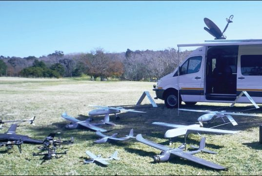 UAVs are being used to target poachers in Africa