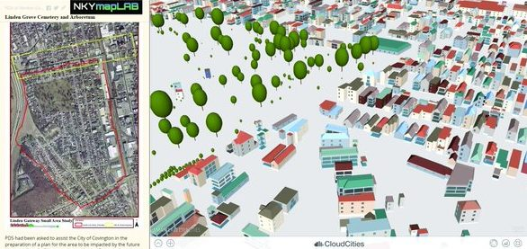 SmarterBetterCities has released the latest version of CloudCities