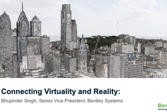 Connecting Virtuality and Reality