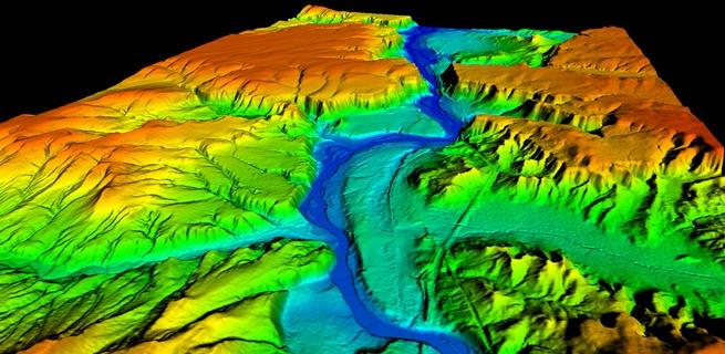 Vricon launches the latest Vricon Data Suite: the 0.5m resolution Digital Terrain Model (DTM)