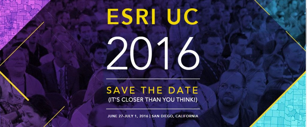 Innovation and excellence in the field of GIS, recognized at the annual User Conference of Esri