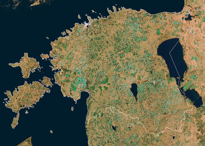 ESA awards contract to Estonia on ocean health