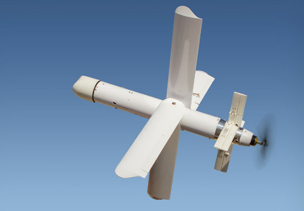 Raytheon, UVision adapting Hero-30 UAV for US Army needs