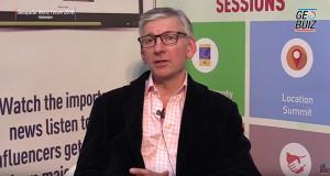 Nigel Clifford talks on smart cities