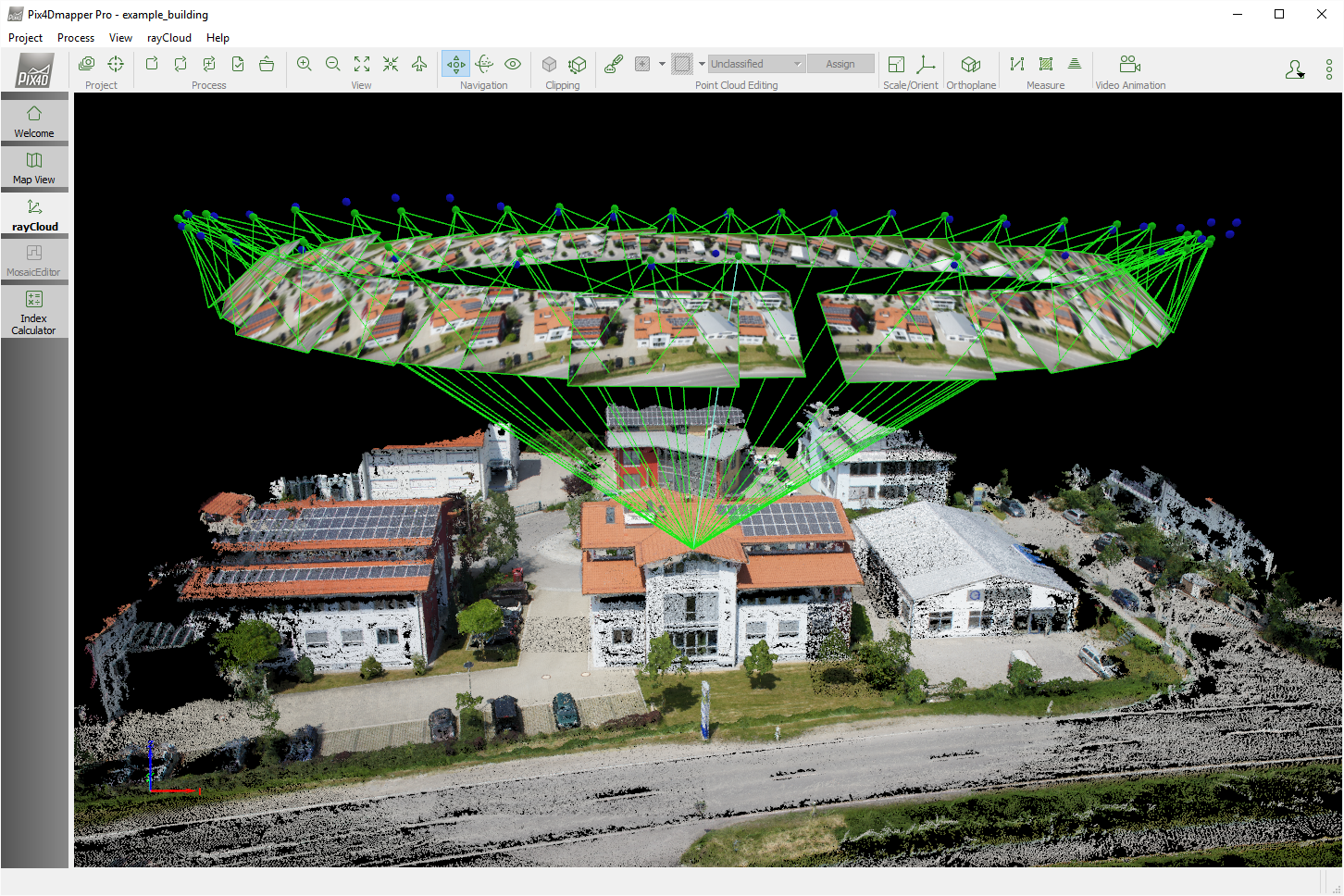 Pix4D to put up with global workshop to train users for drone flying