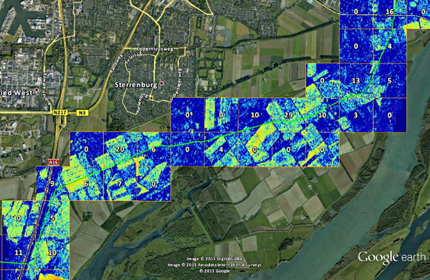 Dutch company, Orbital Eye has developed a service that uses satellites to monitor gas and oil pipelines
