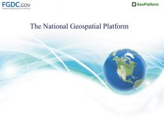 The National Geospatial Platform