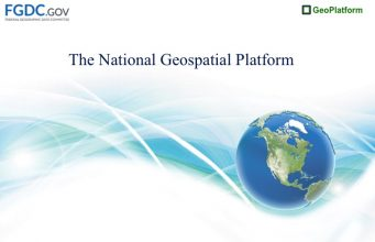 The National Geospatial Platform