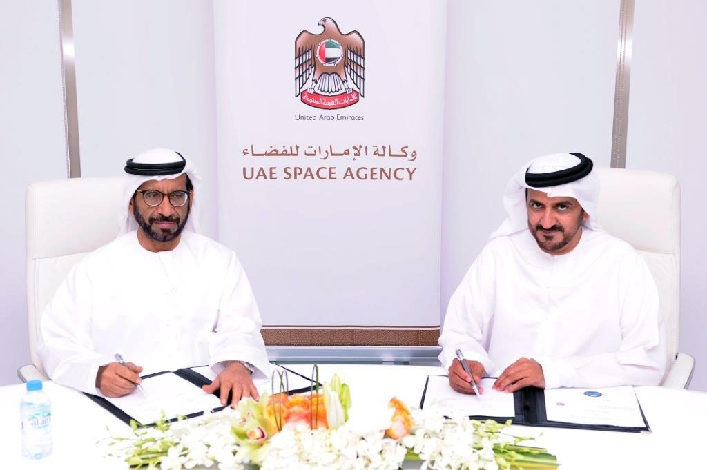 Lockheed Martin has signed an MoU with the UAE Space Agency to launch a comprehensive space training program for students and early career professionals
