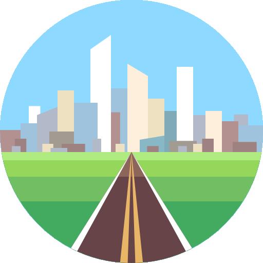 cityscape smart city 3d