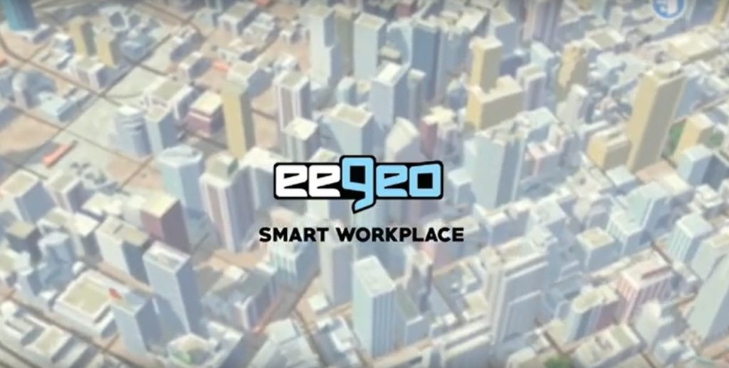 eeGeo launches Smart Workplace solution at Silicon Valley's real estate conference, RealComm