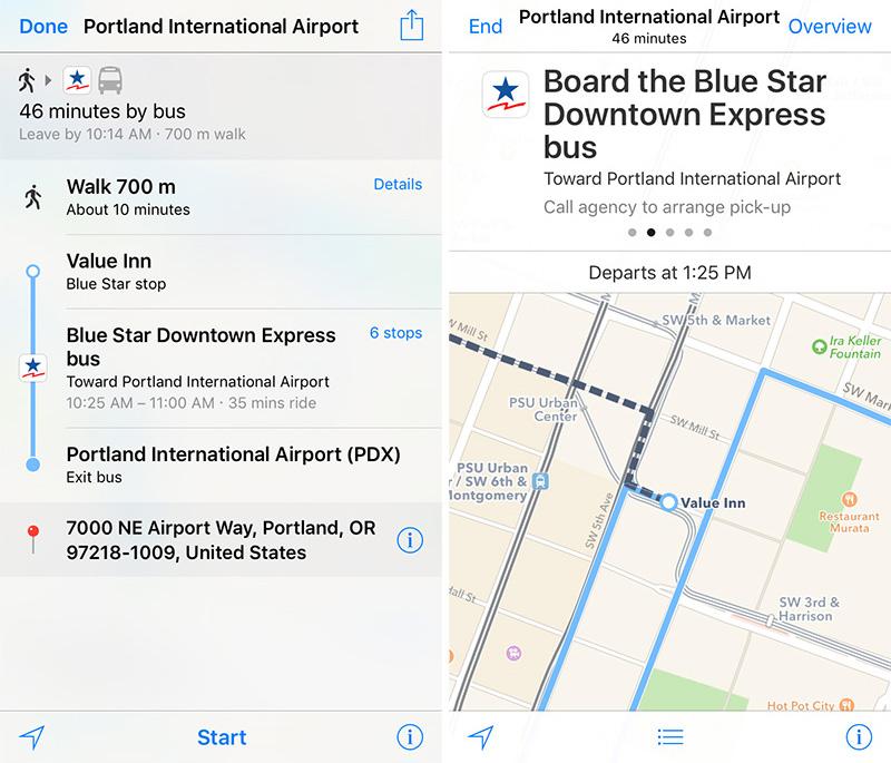 Apple Maps to gain Japan transit data in iOS 10