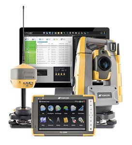 To provide professionals with a powerful and complete survey system, Topcon has come up with a new Topcon Elite Survey Suite