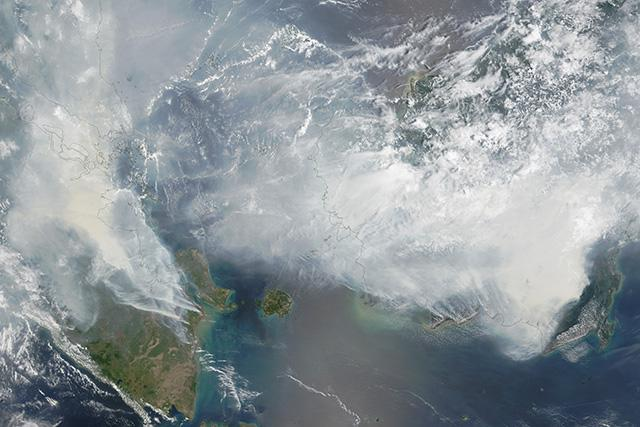 Two US-based non-profit organisations, Global Forest Watch and Conservation International have developed a map to help countries like Malaysia and Singapore against fire outbreaks in forests