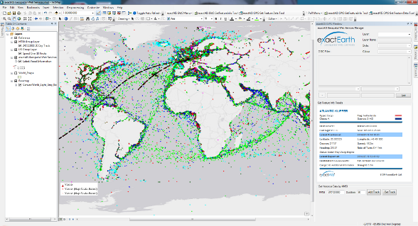 Genscape and exactEarth have announced a joint expansion in its AIS and maritime data services