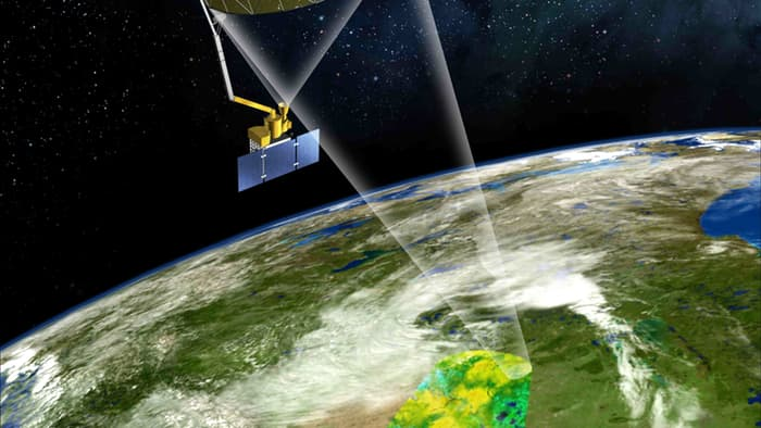 US space agency, NASA has launched a project called SERVIR to help West African farmers improve their yields
