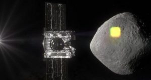 Space agency NASA is planning to launch a new spacecraft to a near-Earth asteroid to bring back a sample of surface material which may contain building blocks of life.