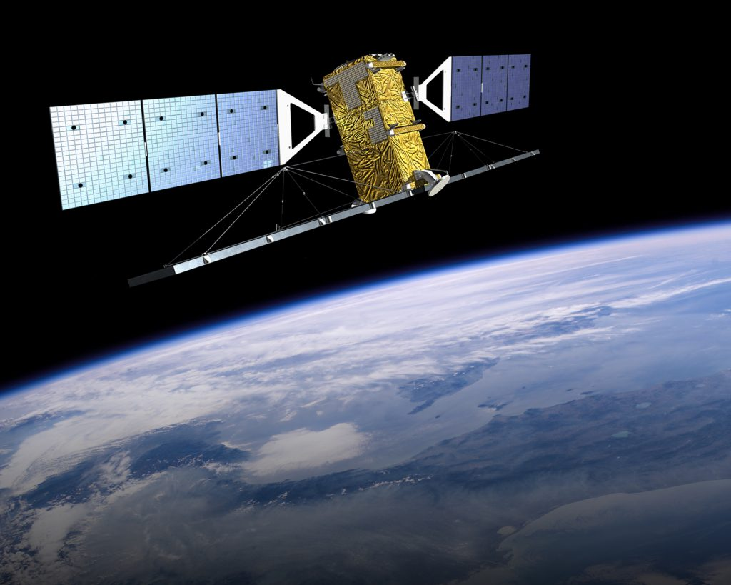 MDA has signed a four year contract worth 31 million euros with EMSA to provide RADARSAT-2 information