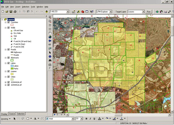 LandWorks introduces Release 5.50 of its three primary software suites that have been re-written for easier use, greater functionality, and to fully support the Esri ArcGIS platform.