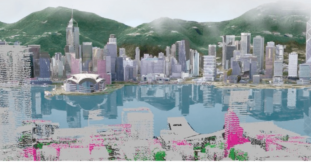 smart cities in asia pacific - 3d virtual singapore