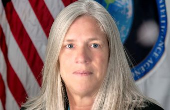 Sue Gordon, Deputy Director, the National Geospatial-Intelligence Agency (NGA) speaks of the importance of unclassified GeoInt.