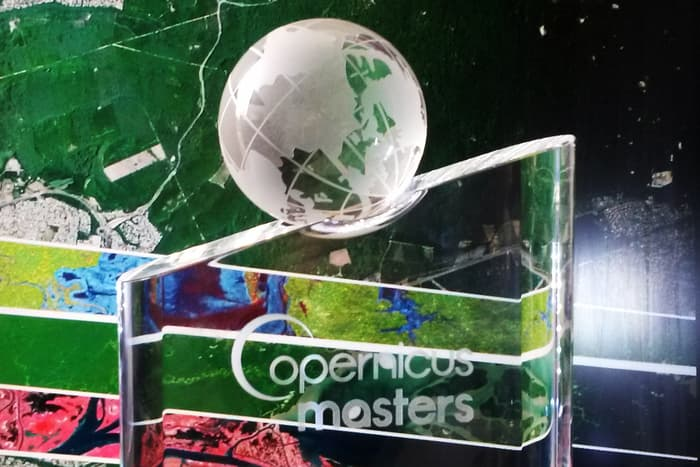 Earth observation competition, Copernicus Masters 2016, have extended the submission phase until Monday, 25 July 2016