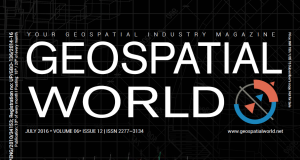 geospatial and bim - featured in geospatial world magazine
