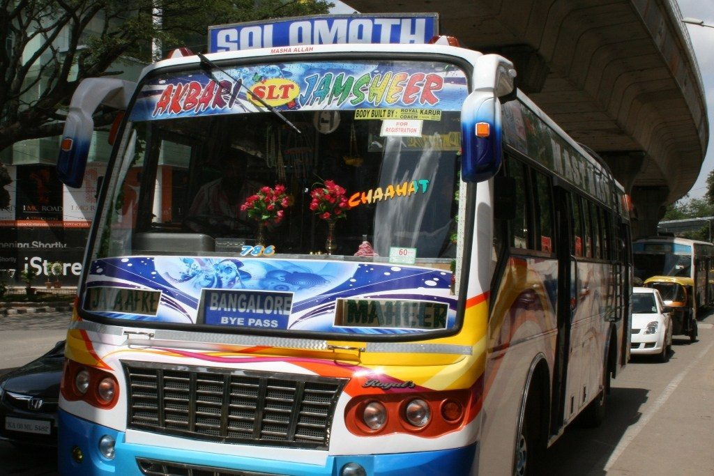 To tackle errant bus drivers of Bengaluru, who by-pass designated bus stops, the BMTC will soon set up a GPS system for those.