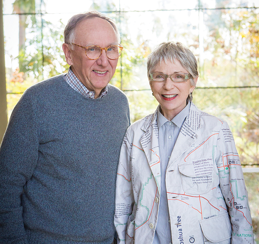 Esri president and founder, Jack Dangermond and his wife Laura Dangermond have been named among the top 100 business visionaries in Business Insider's list that have created value for the world.
