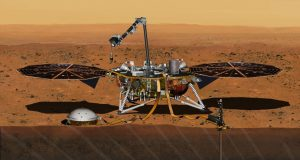 NASA aims to launch a ground penetrating radar (GPR) equipped space rover to Mars by 2020