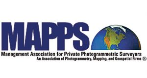 MAPPS has presented the MAPPS Public Service Award to Randy Willis