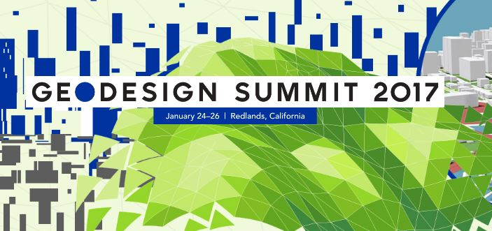 Esri has started preparations for its annual Geodesign Summit 2017.