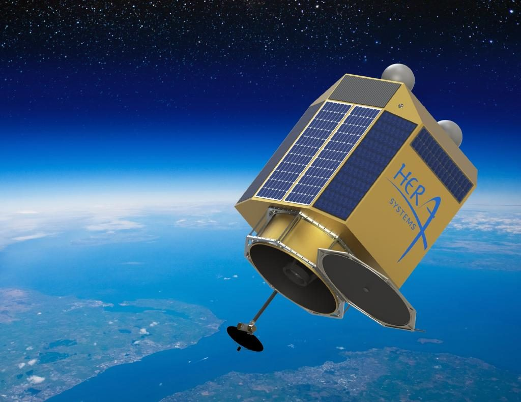 "Small satellite platform Hera Systems has entered into a Non-Reimbursable Space Act Agreement (NRSAA) with the National Aeronautics and Space Administration Ames Research Center (""NASA Ames"")."